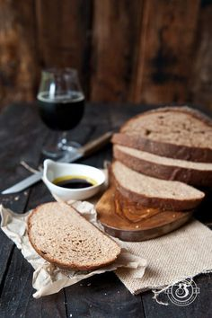 Vegan Whole Wheat Stout Loaf from The Beeroness
