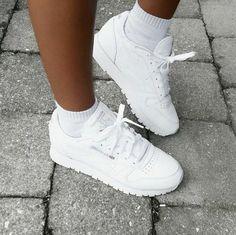 shoes white sneakers white sneakers Reebok