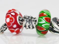 trollbeads christmas 2014 - holly