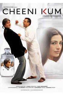 Cheeni Kum (2007) Hindi Movie Online in SD - Einthusan Amitabh Bachchan, Tabu, Paresh Rawal, Zohra Sehgal and Swini Khara. Directed by R. Balki Music by Ilaiyaraja 2007 [UA] ENGLISH SUBTITLE