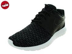 Nike Roshe NM Flyknit PRM Laufschuhe schwarz/weiß, Schuhgröße:EUR 47.5 - Nike schuhe (*Partner-Link)