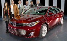 2013 Toyota Avalon The Best Car