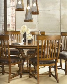 American Heritage Dining Collection   Order Yours From Globe Furniture