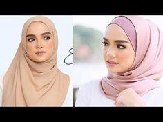 Welcome :) New videos every day. New Hijab Tutorial 2018 Hijab Style Tutorial, Muslim Dress, Muslim Women, Hijab Fashion, Style Fashion, Fashion 2020, Good Things, Youtube, Paper Basket
