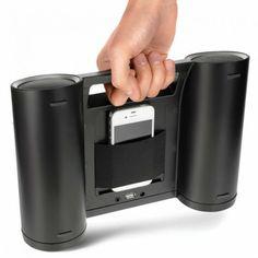 solar powered wireless speaker