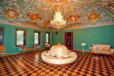 The Yusupov Volkov (or Chambers) Palace Sitting Room of Princess Zinaida Yusupova.