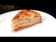 "Zici că-i tort , CHEC PRESURAT ""3 PAHARE""   Reghina Cebotari - YouTube No Cook Desserts, French Toast, Make It Yourself, Cooking, Breakfast, Sweet, Youtube, Food, Kitchen"