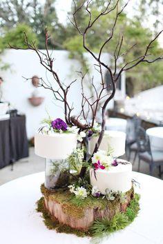 Inspiration vs. Actual Cake : wedding 284347 663361890601 31003319 33837824 6409492 N