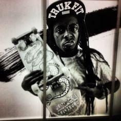 Lil Wayne x TRUKFIT x PROJECT Las Vegas Streetwear LookBook x August 2012