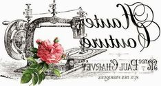 Decoupage Images of transfers in the style of Shabby Chic Vintage Diy, Images Vintage, Decoupage Vintage, Vintage Crafts, Vintage Labels, Vintage Pictures, Vintage Paper, Vintage Sewing, Foto Transfer