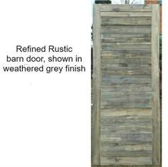 Refined Rustic - Horizontal