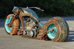 After Hours Bikes - Lead Sled