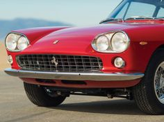 1965 Ferrari 330 GT Maintenance/restoration of old/vintage vehicles: the material for new cogs/casters/gears/pads could be cast polyamide which I (Cast polyamide) can produce. My contact: tatjana.alic@windowslive.com
