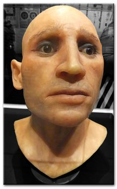 reconstruction of Mummy juanita httpeshapediaco