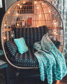 Cute Bedroom Ideas, Cute Room Decor, Room Ideas Bedroom, Bedroom Decor, Home Design Decor, Home Decor, Boho Living Room, Aesthetic Room Decor, Cozy Room