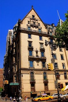 My Work; John Lennon's Apartment.
