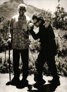 Bono Honors The Man Who Could Not Cry / Read more: http://world.time.com/2013/12/05/bono-the-man-who-could-not-cry/  http://blog.joinred.com/2013/12/bonos-statement-on-nelson-mandela-legacy.html  //  Bono rend hommage à l'homme qui ne pouvait pas pleurer / Article intégral : www.u2france.com/actu/Bono-rend-hommage-a-l-homme-qui-ne,57664.html   www.u2achtung.com/01/news/news.php?id=3722  #u2NewsActualite #u2NewsActualitePinterest #u2 #bono #PaulHewson #rock #music #2013 #picture