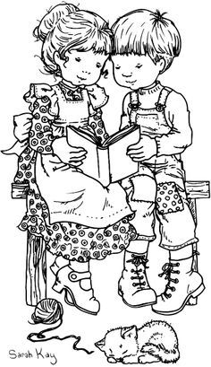 sarah kay coloring pages - Google Search