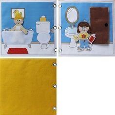 Daisy Lane Dolls ePattern for a Portable Dollhouse by CopyCrafts