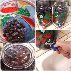Kalamata-Style Home Cured Olives – Mostly Greek Sterilizing Canning Jars, Greek Olives, Kalamata Olives, Pickled Olives, Olive Brine, Olive Recipes, Pickling, Safe Food
