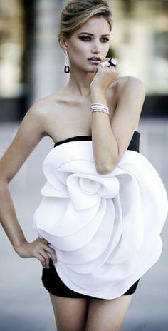 Valentino Haute Couture FW 2010, by Mario Sierra