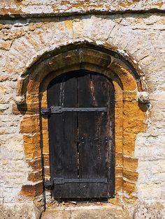 Door of Yore, Castle Ashby, Northamptonshire