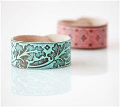 Make these easy, quick, and fun bracelets to add to your fashion accessories!