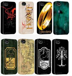 lotr phone cases | Capinhas The Lord of the Rings