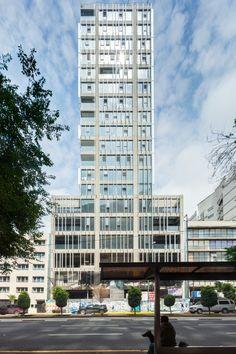 Torre Amsterdam / JSa