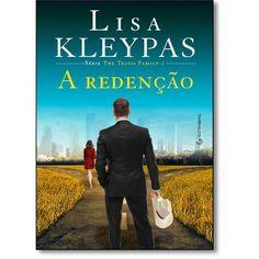 O livro A redenção, é o Volume 2 da Série Travis Family, de Lisa Kleypas, pela Editora Gutenberg - Autêntica. | Cia. dos Livros | Blog Cia. dos Livros, tudo sobre seus livros favoritos. Livro é na Cia. dos Livros.