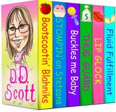 Bootscootin and Cozy Cash Mysteries Boxed Set (Books 1-6) (D. D. Scott Special Edition Boxed Sets)