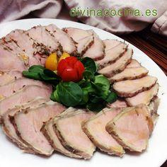 Lomo a la sal » Divina CocinaRecetas fáciles, cocina andaluza y del mundo. » Divina Cocina