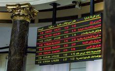 بورصة مصر تهبط 1.85% لتسجل أدنى مستوى في 40 يوما القاهرة- مباشر: واصلت البورصة المصرية انخفاضها للجلسة الرابعة على التوالي وفقد المؤشر الرئيسي إيجي إكس 30 نحو 236.3 نقطة بنسبة 1.85% عند مستوى 12503.73 نقطة وهو أدنى مستوى 3 يناير 2017 (40 يوما). وتراجع إيجي إكس 70 بنسبة 0.84% عند مستوى 510.24 نقطة وبالمثل انخفض إيجي إكس 100 بنسبة 1.22% عند مستوى 1216.38 نقطة. وهبط إيجي إكس 50 متساوي الأوزان بنسبة 1.02% عند مستوى 1927.15 نقطة. وانخفض رأس المال السوقي للبورصة المصرية بنحو 8 مليارات جنيه ليغلق…