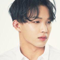 """Hyunsik (Im Hyunsik)"" is a South Korean singer, dancer and member of the South Korean boy group BtoB."