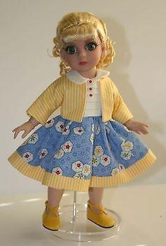 """Picking Daisies Dress & Coat for 10"""" Patsy & Ann Estelle Tonner"""