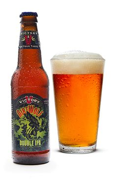 DirtWolf Double IPA | Victory Brewing Company Beer Geek Nation said that this was VERY similar to the Stone Enjoy By X, so this gives me a hop profile to work with