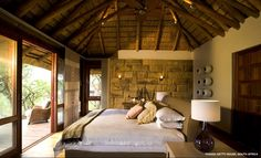 Phinda Getty House, South Africa from Luxury Culture