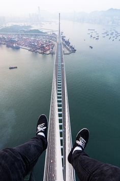 I forgot what this bridge is called..   I want to go here!! This bridge looks awesome!!