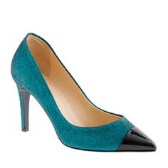 Well this is the perfect holiday shoe... if I chose to spend one paychecks worth!
