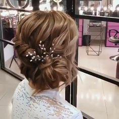 --Video Pin-- Let s try to create this double {braided} look on medium length hair via:IG i_pasechnik Mens Braids Hairstyles, Braided Hairstyles For Black Women, Medium Hair Up, Medium Hair Styles, Short Hair Styles, Balliage Hair, Hair Updo, Updos For Medium Length Hair Tutorial, Updos