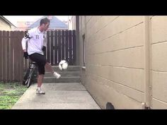 How To Improve Soccer Ball Control By Yourself - Soccer Drills - Soccer ...