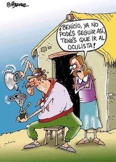 Diário de um Gaúcho Grosso: Gaúcho Cego Gaucho, Yerba Mate, Rio Grande Do Sul, Family Guy, Cartoon, Funny, Fictional Characters, Funny Humor, Lol Pics
