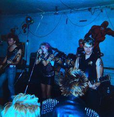 Vice Squad @ 1982 Netherlands
