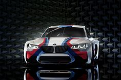 BMW has developed a 549-hp Vision GT race car for the Gran Turismo 6 game.