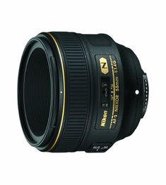 Nikon 58mm f/1.4G AF-S NIKKOR Lens - I've been looking for a GREAT 50mm lens for my Nikons for years.  None have thrilled me, and I've tried them all.  I'm hoping that the brand new 58mm 1.4 will put an end to my hunt.  It sounds wonderful; a little quirky, a little dreamy, characterful, and fast.