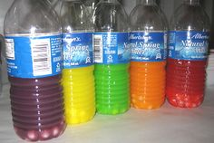 Skittles n vodka