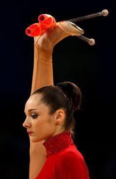 Olympics Day 14 - Rhythmic Gymnastics