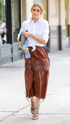 Leather-Midi-Skirt-By-Olivia-Palermo