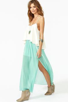 Gemini Maxi Skirt