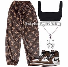 Bad And Boujee Outfits, Cute Swag Outfits, Teenage Girl Outfits, Teen Fashion Outfits, Tomboy Fashion, Retro Outfits, Stylish Outfits, Streetwear Mode, Streetwear Fashion